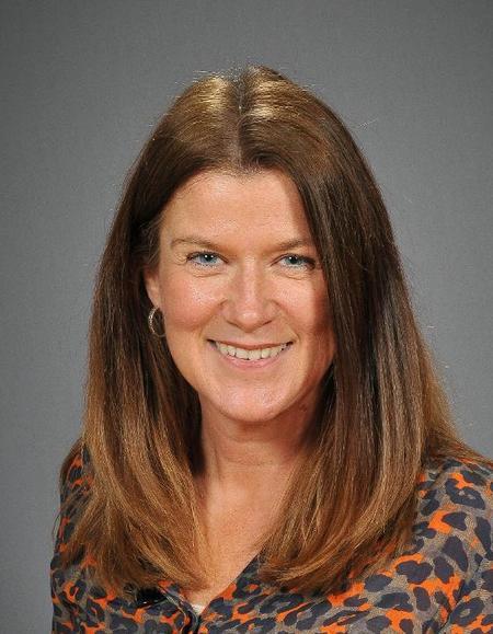 Mrs Hall, Head of Upper School