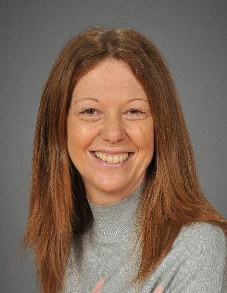 Mrs Hardcastle, HLTA