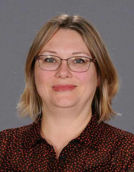Mrs Antoniou, Finance Manager