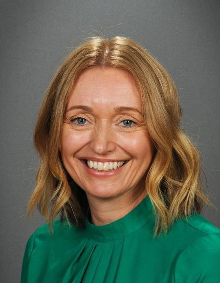 Mrs Stockbridge, Receptionist