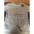 Harry A - Up-cycling a plain t-shirt