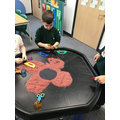 Exploring our Poppy made of rice