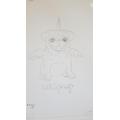 Shekinah's amazing drawings