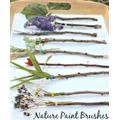 natural paintbrush