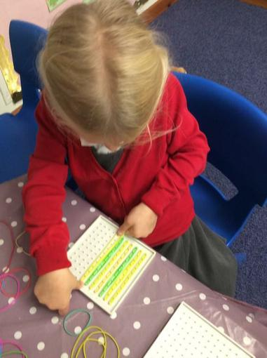 Exploring repeating patterns.