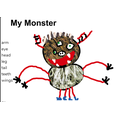 Freddie's angry monster!