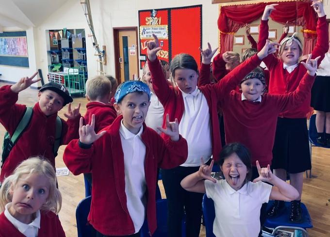 Our Rock Choir