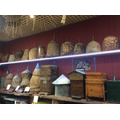 Different types of beehive