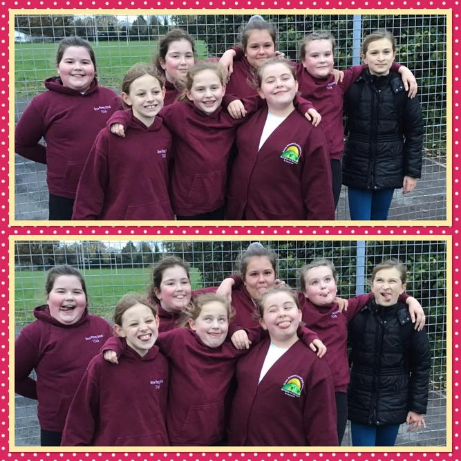 A great start to our first netball tournament