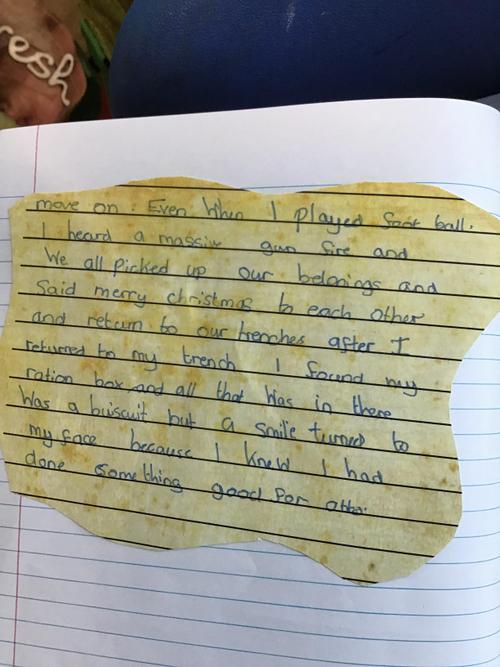 Bethany's Diary (Page 3)