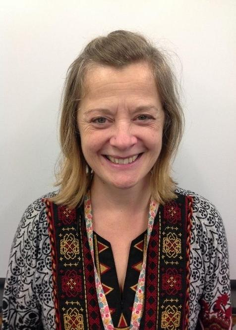 Mrs Bennellick Nursery Teaching assistant