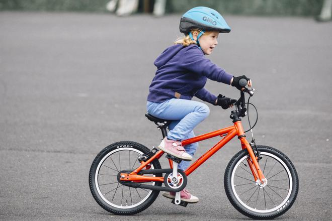 Cycle to school!
