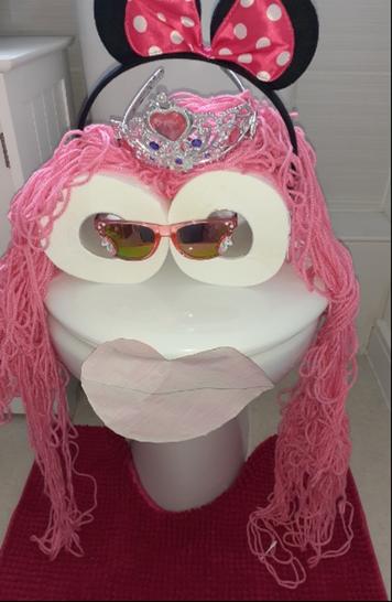 Princess Minnie by Jess!