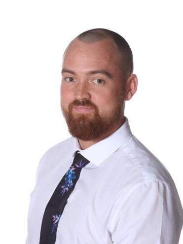 Mr O McEntyre (Reception Teacher)