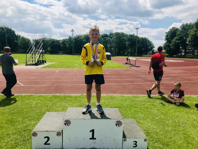 1st place Standing Long Jump