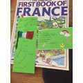 A great start to your French project Amelie
