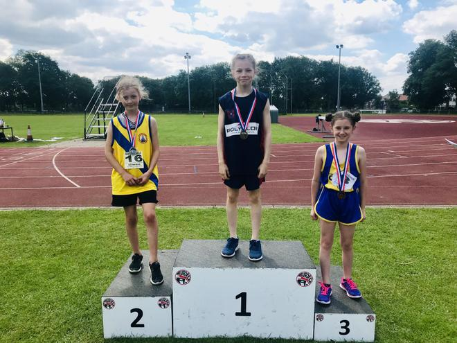 2nd place Standing Long Jump