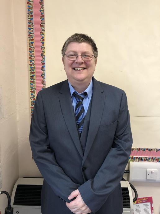 Mr Whitfield Teacher