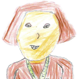 Mrs Higgins - Teacher