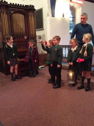Our Visit to St John's Church