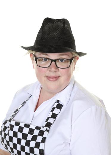 Claire Johnson - School Cook