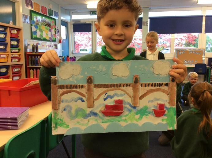 3d Art of Gunthorpe Bridge
