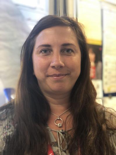 Mrs Peers - Class 3 teacher