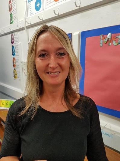Mrs Vasey - Club Leader, Midday Supervisor