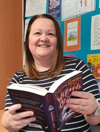 Mrs Langmead - Oaks Teacher