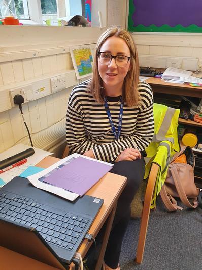 Miss Glover - Class 2 teacher (Thurs - Fri)