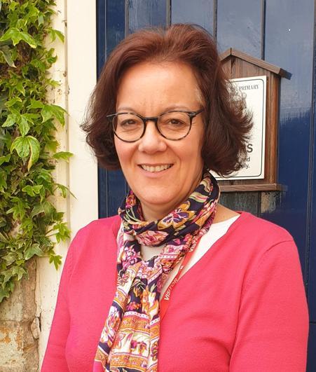 Janet Spittal - Executive Headteacher