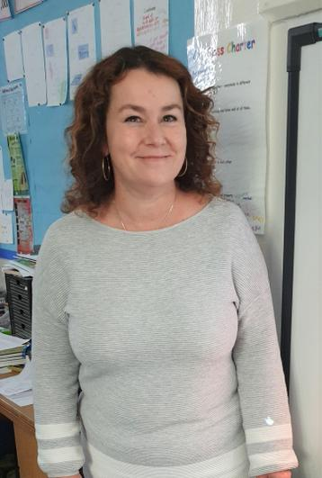 Mrs Booth - Saplings Teacher (Thurs - Fri)