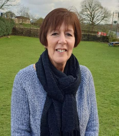 Karen Price - Chair of Governors/Local Authority Governor