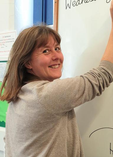 Mrs Owen - Saplings Teacher (Mon -Wed)