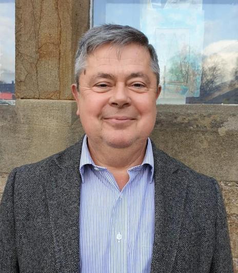 Chris Garforth - Foundation Governor