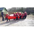 Wednesday - Canoeing