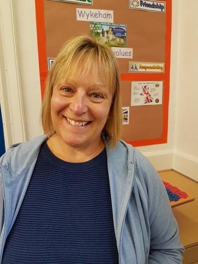 Mrs Bell - Higher Level Teaching Assistant