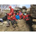 Thursday - Climbing @ Brimham