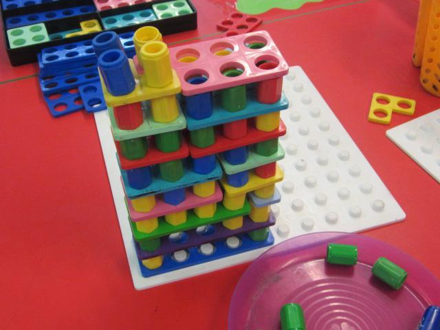 Building 'ten' towers
