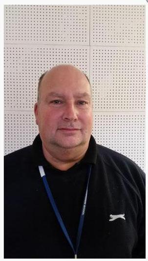 Mr M Hutson  Site Manager