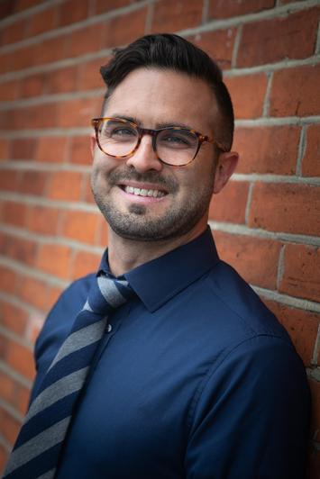 Mr Brierley  English Leader