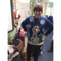 Mrs Hood is back!