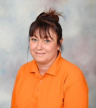 Mrs M Inskip-Catering Assistant