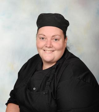 Mrs V Miller-Catering Supervisor