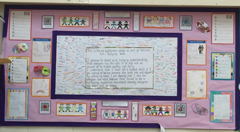 Our British Values & Anti-Bullying Charter