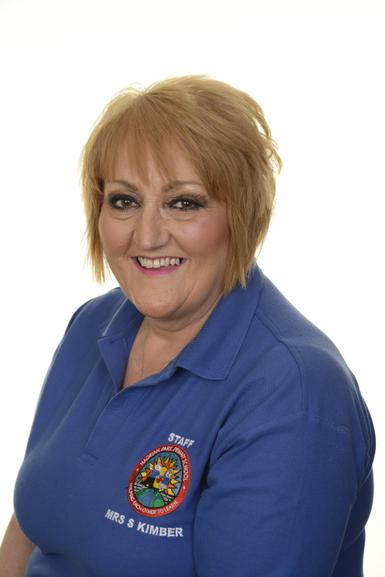 Mrs S Kimber-Senior Lunchtime Supervisor