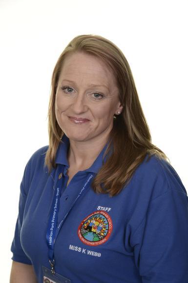 Miss K Webb-Cleaning Staff