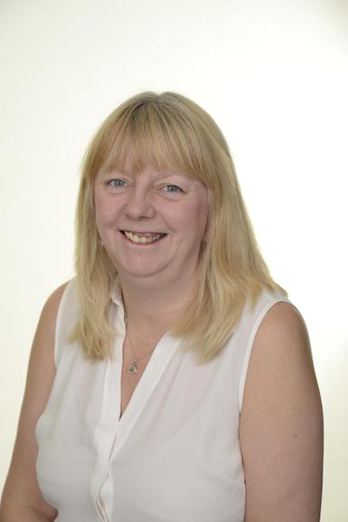 Mrs C Weavers-School Business Manager