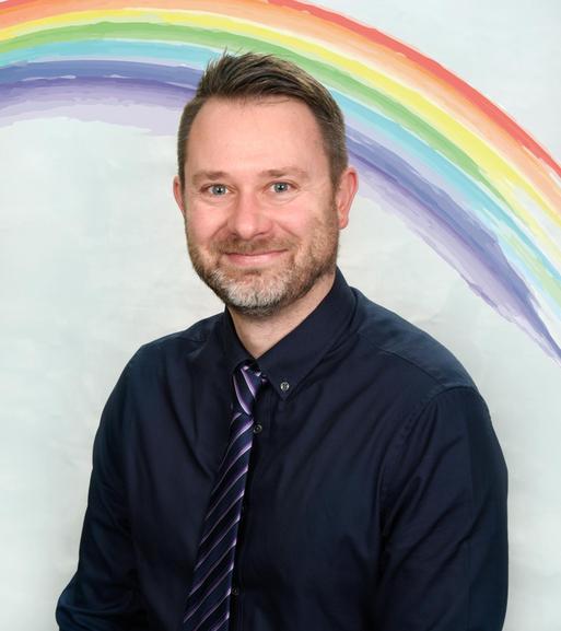 Mr M Beresford-Year 5 Class Teacher