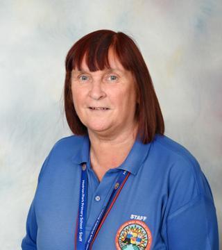 Miss J Cain- Lunchtime Supervisor